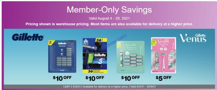 Costco Coupon Book: August 4 – 29, 2021