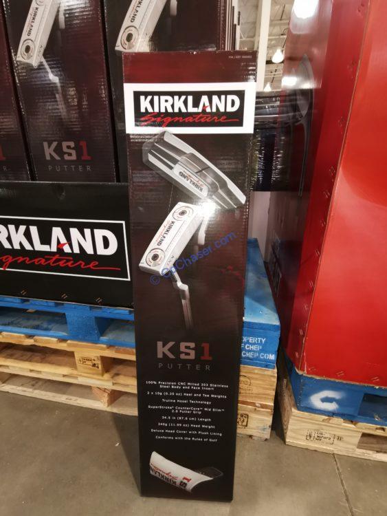 Kirkland Signature KS1 Golf Putter - Right Handed