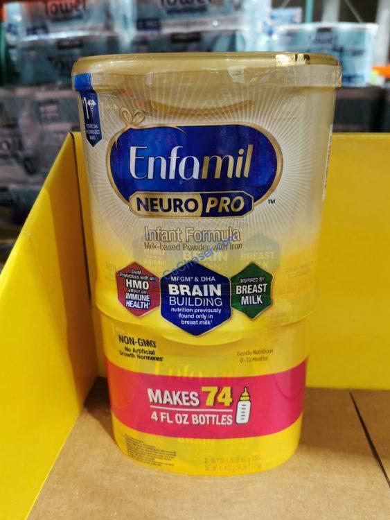 Enfamil NeuroPro Infant Formula 20.7 oz., 2-pack