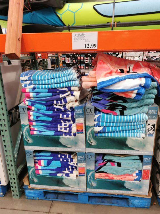 Ocean Pacific Beach Towel Assorted Designs