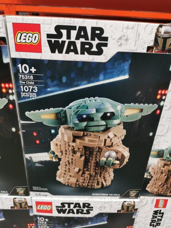 LEGO Star Wars The Mandalorian The Child 75318