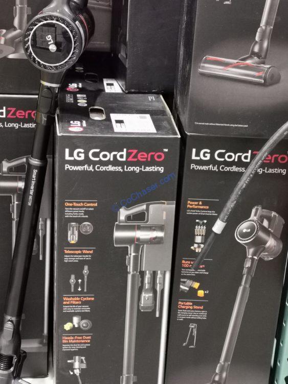 LG CordZero A916 Cordless Stick Vacuum, Model# A916BM