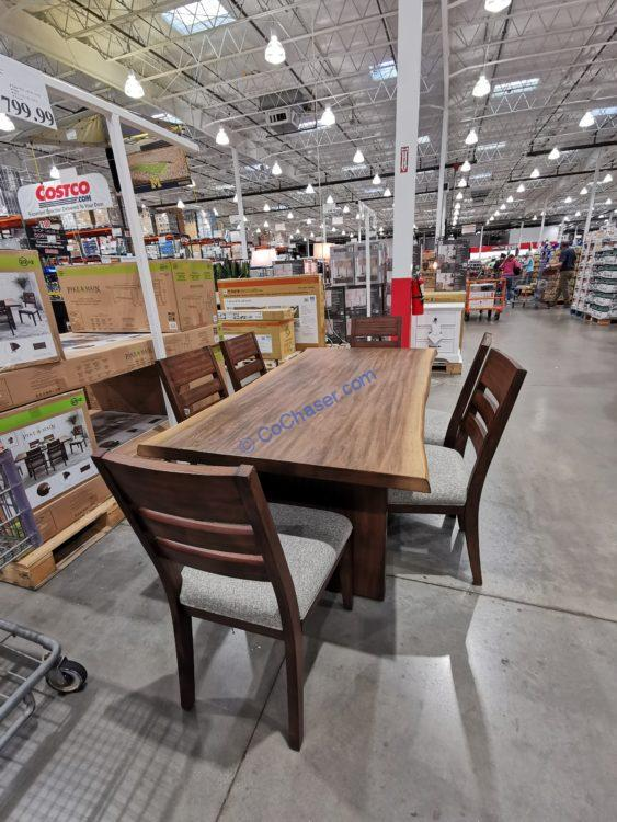 Pike & Main Whitley 7-piece Dining Set