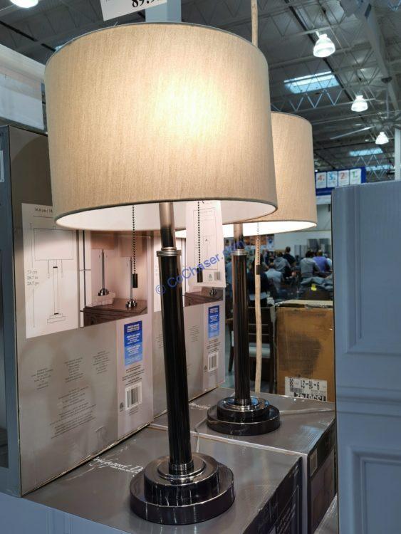 Kayden Table Lamp 2PK