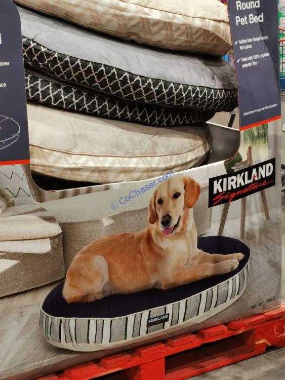 "Kirkland Signature 42"" Round Pet Bed"